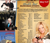 Silver Dollar City's Bluegrass & BBQ Starts Today!